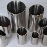 Tubo de aceiro inoxidable 304 - ASME SA213 SA312 Tubo de aceiro inoxidable 304