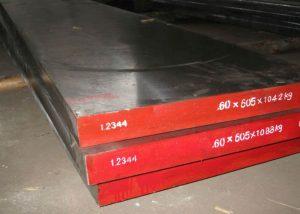 1.2344 H13 SKD61 de aceiro plano
