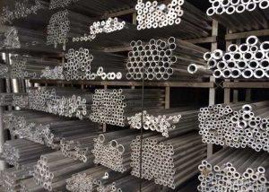 Tubo de aluminio 6082, 5083, 5086, 5052, 6063, 7075, 1100 Tubo