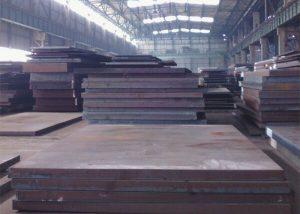 NM500 NM400 Placa de aceiro resistente ao desgaste