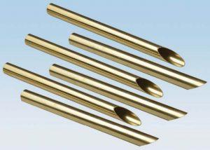 C44300 C68700 Tubo de aleación de cobre de latón ASTM B111