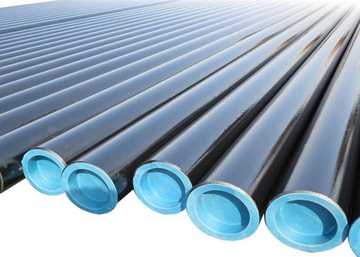 Tubo de aceiro estructural de gran fino S275J0H S275J2H S355J0H S355J2H