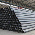 Tubo de aceiro LSAW API 5L 5CT ASTM A53 EN10217