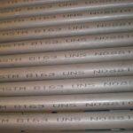 N08810 Tubos de aleación de tubos 800H
