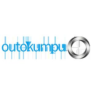 Logotipo de Outokumpu