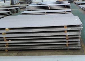 Follas e placas SMO 254 / UNS S31254