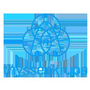 Logotipo de Thyssenkrupp