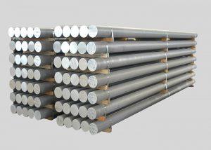 1080,2A11,3003,4A11,5754.6082,7A05 Barra de aluminio de aleación