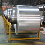 Bobina de aliaxe de aluminio con 1100.2024.3105,4A11.5083.6061.6082.6063,7A09