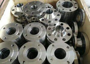 Brida de aluminio de aliaxe
