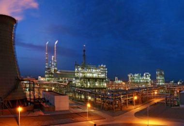 enerxía e industria química