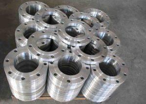 Brida de aceiro inoxidable SS316 / 1.4401 / F316 / S31600