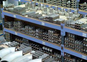 Racores para tubos de aleación de níquel Inconel 625