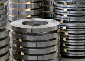 201 304 316 309 tira de aceiro inoxidable laminada en frío con superficie 2B / BA / No.4 / HL / espello