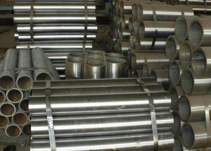 ST37.4 EN10305 Tubo de aceiro sen costura