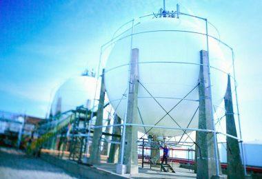 subministración de gas